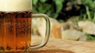 Selbstgebrautes Bier schmeckt doch am Besten