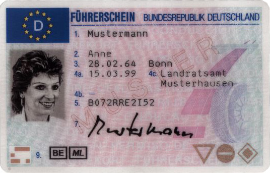 Der Fuhrerschein In Deutschland Bussgeldkatalog 2021 8
