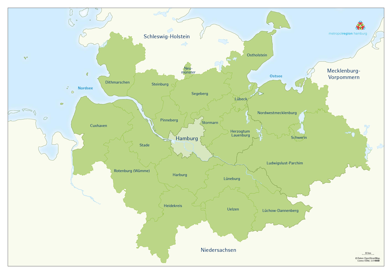 Kulturelle Landpartie Karte.Luchow Dannenberg Metropolregion Hamburg